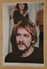 ORIGINALE Autografo di Niels Bruno Schmidt. PERS. raccolto. 100% autentici. 20x30