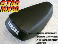 GT80 MX80 DT80 seat cover for Yamaha MX 80 GT 80 Enduro AG100 smooth top 326A