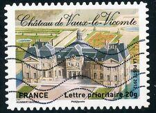 TIMBRE FRANCE AUTOADHESIF OBLITERE N° 731 / CHATEAU DE VAUX LE VICOMTE