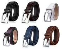 Men's Genuine Leather Dress Belts Made with Premium Quality  Classic and Fashion