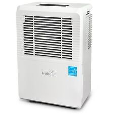 Ivation 70 Pint Energy Star Dehumidifier with Pump - Large-Capacity For Spaces U