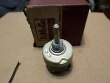 1957 58 1960 ford pickup truck nos electric windshield wiper switch B7T-17470-A