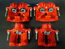 1997-2004; C5; Brake Caliper; RED Powder Coat; Front Rear Full Set; NEW Corvette