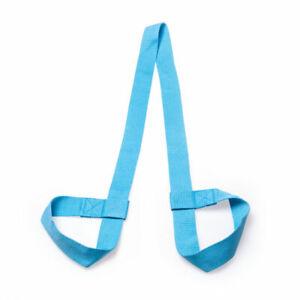 Yoga Mat Sling Yoga Mat Shoulder Belt Yoga Pilates Carry Strap Exercise Fitness