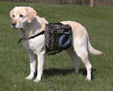 Trixie Rucksack für Hunde, 30102, Grö�Ÿe M, schwarz, 23 x 15 cm, Hundetasche