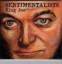 (EV245) Sentimentalists, King Joe - 2013 sealed CD