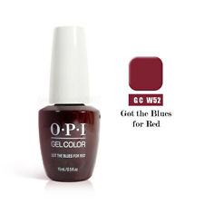 [OPI GELCOLOR] Women Soak Off Gel Nail Polish 15ml 240 COLORS-CHOOSE YOUE SHADES