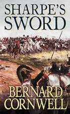 Sharpe's Sword, Cornwell, Bernard, Used; Good Book