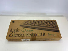 Apple Extended Keyboard II M3501 WITH BOX And Cable