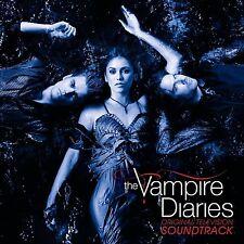 VAMPIRE DIARIES ORIGINAL TELEVISION SOUNDTRACK CD NEW