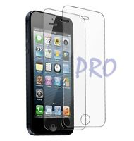 2x Tempered Glass iPhone 5 5c 5s SE Genuine Screen Protector PRO by ASAHI Japan