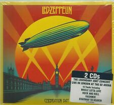 Led Zeppelin ‎– Celebration Day. Live Double CD. Mint. Sealed
