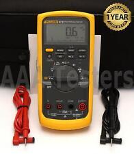 Fluke 87 V True Rms Industrial Dmm Digital Multimeter With Temperature 87v 87 V