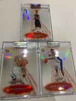 2004-05 Topps Pristine Refractor 3 CardBasketball Card Lot /275