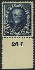 274 - 15c (1895) Plate# Single Never Hinged - Copy Pfc for Strip of 3