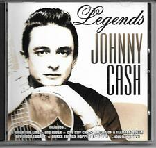 Legends By Johnny Cash (CD) Like new