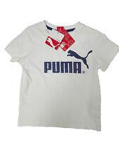 PUMA Sportlifestyle Camiseta Niño Talla 4 para 4 años. OFERTA.