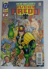 JUDGE DREDD #1 (Aug 1994, DC COMICS)