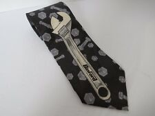 Home Improvement Binford Tools Nuts And Bolts Wrench Made In Usa Tie Necktie