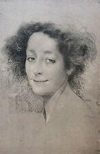 Lucien Lévy-Dhurmer 1865-1953 L' Estampe Moderne art nouveau XIXe c 1897 .