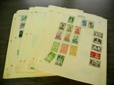 NORTH VIETNAM, Excellent Stamp Collection hinged on pages