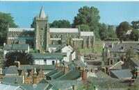 Devon Postcard - Church of St Mary of Ottery from The South -  Ref V2014