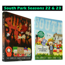 South Park Complete Seasons 22 + 23 Dvd with Slipcovers