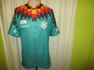 "Germany "" DFB "" Original adidas Away World Championship Jersey 1994 GR.S- M"