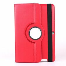 "FUNDA GIRATORIA 360º TABLET BQ EDISON 3 QUAD CORE 10.1"" - ROJO"