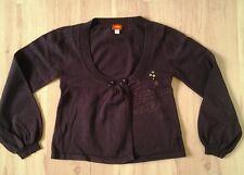 Gilet violet 8 ans MARESE - NEUF - jamais porté, juste lavé