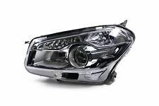 For Nissan Qashqai 10-13 Chrome Headlight Headlamp Left Passenger Near Side N/S