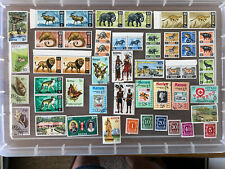 Kenya Stamps unchecked collection