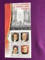 REPUBBLICA 2001  FOGLIETTO IL MELODRAMMA TEATRO LIRICO ITALIANO NUOVO