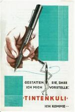 Tintenkuli TIKU Altona Werbeblatt um 1930