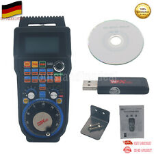 MACH3 Wireless Electronic Handwheel 4-Axis Manual CNC Controller USB MPG DE