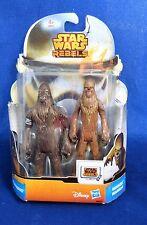 Hasbro A8917 Star Wars Wullffwarro u. Wookiee Warrior   Neu & OVP