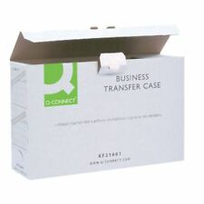 Q-Connect weiß Business Verteilergetriebe (10 Pack) KF21661 [KF21661]