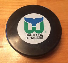 Hartford Whalers Official Hockey Puck