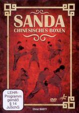 Sanda Chinesisches Boxen DVD von Olivier Marty