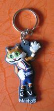 Eurobasket Belgrade 2005 Keyring Rubber Keychain