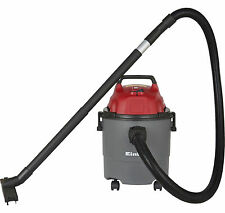Einhell 15 Litre Compact Wet/Dry Vacuum Cleaner Hoover + Accessories TH-VC 1815.
