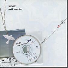 Madam (Pop Group) Call America 7 Inch Vinyl Uk Reveal Pink Vinyl B/W Some Other