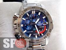 Casio Edifice Chronograph Stainless Steel Men's Watch EFR-558D-2AV