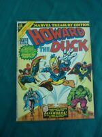 Howard the Duck- Marvel Treasury 12 FN/VF (7.0)