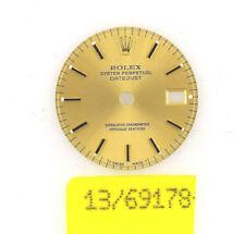 ROLEX Datejust Ladies 69178 Golden Tritium Watch Dial Excellent (ZB209)