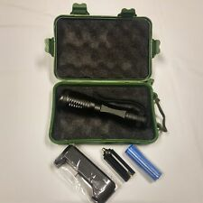 Tactical LED Torch Flashlight with 3500 mAh Battery and Charger. New USA Ship