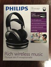 Philips SHD8900 Digital Wireless Headphones