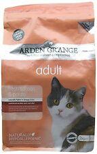 Arden Grange SEC Nourriture de chat adulte Saumon 2 kg