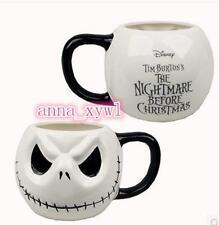 NEW JACK SKELLINGTON NIGHTMARE BEFORE CHRISTMAS 3D MUG CUP GIFTS