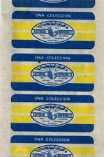 Peru 1986 Navarrete World Cup Soccer Mexico´86 sticker pack